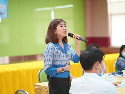 ร่วมประชุมคณะกรรมการ ชุมชนเขตจอมทอง ครั้งที่ 4/2563